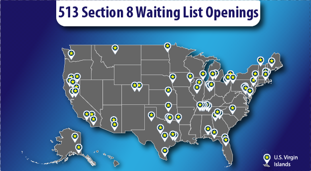 New Section 8 Waiting List Openings - 11/2/2016 ...